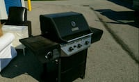black and gray gas grill London, N6E 1H1