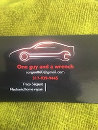 Mobile mechanic  Indianapolis