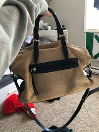 Brand new only used 3 times MINT CONDITION bought for $65 at winners // WILL NOT COME WITH LONG STRAP Winnipeg, R2G 1N4
