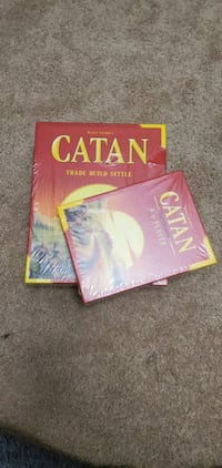 Settlers of Catan plus Extension Pack Millersville, 21108