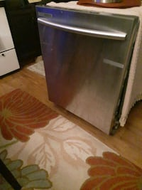 Samsung dishwasher stainless steel FOR PARTS