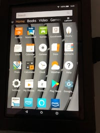 """Fire hd 7"""" 1080p with google play store  New York, 11357"""