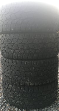 (4) Toyo Open Country A/T II  [TL_HIDDEN] T Tires - Quantity Four Tires Front Royal