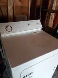 white front-load washer West Kelowna, V4T 3G4