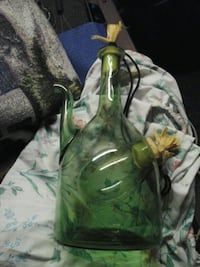 Made in italy handblown winechiller glass bottle Lakewood, 90713