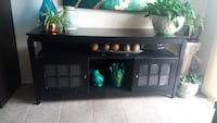 Table stand with cabinet Mississauga