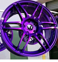 Powder coating & Hydro graphics