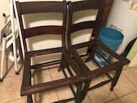 Antique Two Cherry Chairs....... Bowie, 20716