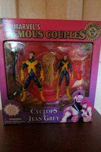 Marvel's Famous Couples Cyclops and Jean Palatine, 60067