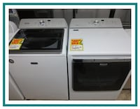 New scratch and dent Maytag Bravos XL washer and dryer Minneapolis