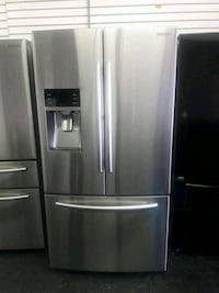 stainless steel french door refrigerator Bell Gardens, 90201