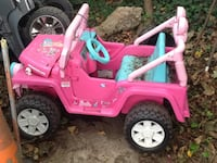 Toddler's pink and purple ride on toy Elmont, 11003