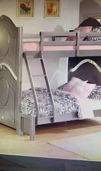 BedTwin and Full Bunk Bed Franklin Park, 60131