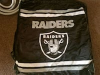 Raiders Drawstring bag