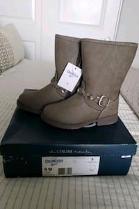Boots Toddler Girl Size 9 Reno, 89521