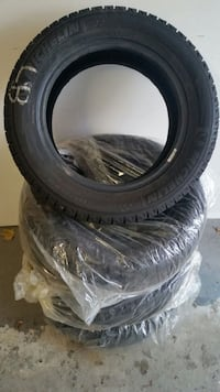 Winter Tires - Michelin X-Ice - Used for 1 Season Vaughan