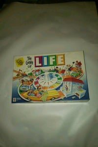 The game of life board game