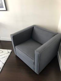 Club Chair - CB2  Toronto, M5V 2V8