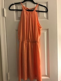 Peach summer dress Arlington, 22201