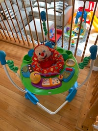 Fisher price jumparoo Dumfries, 22025