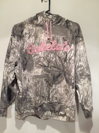 XL Cabela's camo sweatshirt  Twin Lake, 49457