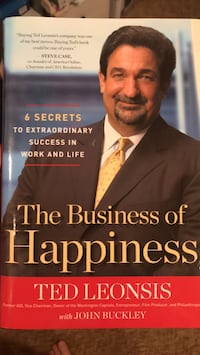 The Business of Happiness by Ted Leonsis Chantilly, 20151