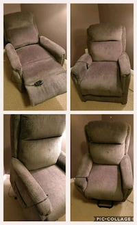 Power recliner lift chair Mission