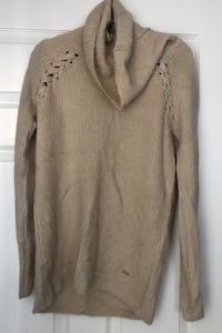 Hollister Knit Long Sweater - Size Small Barrie, L4N 8W3