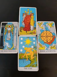 Tarot and Tea Leaf Readings, Psychic Montréal, H2P 2M7