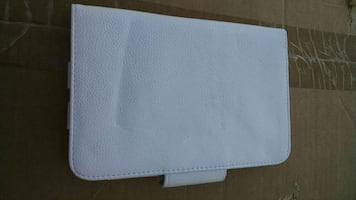8 inch white tablet case.