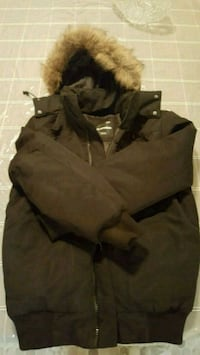 Bluenotes Jacket with Fur Trim Barrie, L4N 2A4