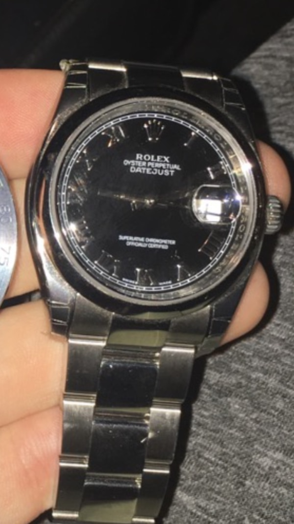 Rolex Watch (Oyster Perpetual)