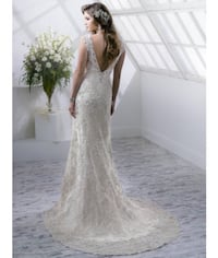 New never worn sottero & midgley wedding dress WASHINGTON