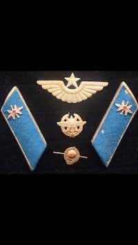 Soviet Air Force Badges  Toronto, M4V 2B6