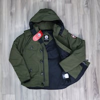 Authentic brand new canada goose jacket