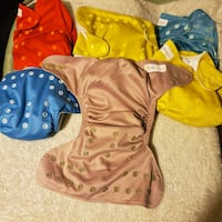 lilhelpers cloth diapers  Wilmington