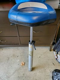 Boat Butt Seat and Power Rise Pedestal Vaughan, L6A 3T4