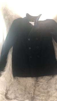 Zara Wool Trench coat for boys (Size 11/12) Toronto, M4P 0A4