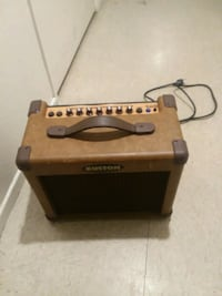 Microfone and Guitar Speaker Hemet