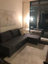 IKEA softbed/couch - Amazing condition Toronto, M4W 1L1