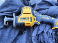 DeWalt compact reciprocating saw tool only