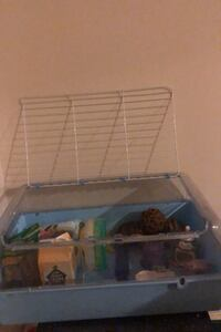 Hamster cage and supplies Baltimore, 21230