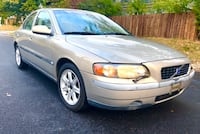 VERY LOW MILES ' leather ' 2001 Volvo S60 Silver Spring