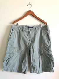 Tommy Hilfiger Mens Gray Cargo Shorts Size 36  Fremont, 94538