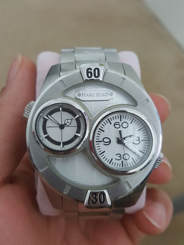 d3eaccba9399 Used Marc Ecko Dual Time watch for sale in Houston - letgo