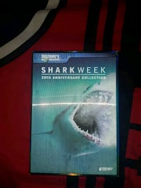 Shark week discovery channel 4 disc pack  Athens, 30607