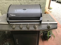 black and gray gas grill Franklin, 37064