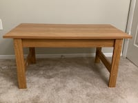 Wooden table Henrico, 23294