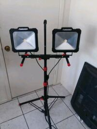 Husky Twin LED Work Lights