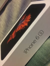 space gray iPhone 6s box